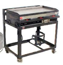 Propane Gas Griddle