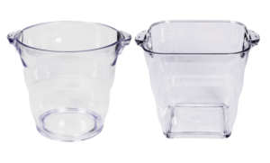 Acrylic Bucket Rental