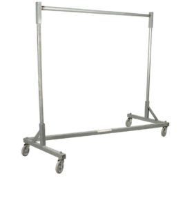 Z Garment Rolling Rack rental